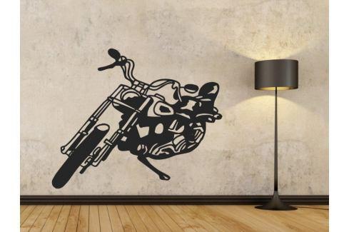 Samolepka na zeď Motorka 001 Motorka