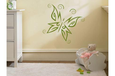 Samolepka na zeď Motýl 002 Motýl