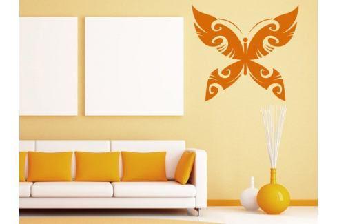 Samolepka na zeď Motýl 015 Motýl