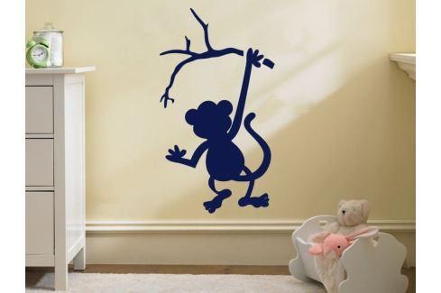 Samolepka na zeď Opička 001 Opička