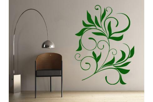 Samolepka na zeď Ornamenty z rostlin 008 Ornamenty z rostlin