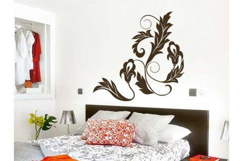 Samolepka na zeď Ornamenty z rostlin 023 Ornamenty z rostlin