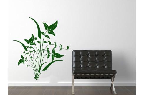 Samolepka na zeď Ornamenty z rostlin 044 Ornamenty z rostlin