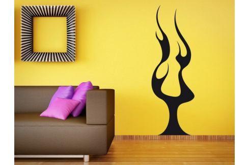 Samolepka na zeď Plameny 013 Plamen
