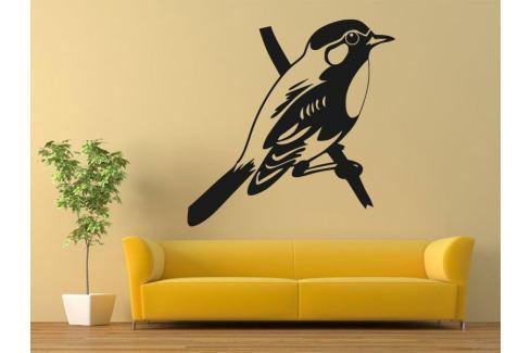 Samolepka na zeď Pták 013 Ptáci