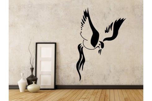 Samolepka na zeď Pták 015 Ptáci