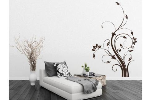 Samolepka na zeď Rostlina 007 Ornamenty z rostlin