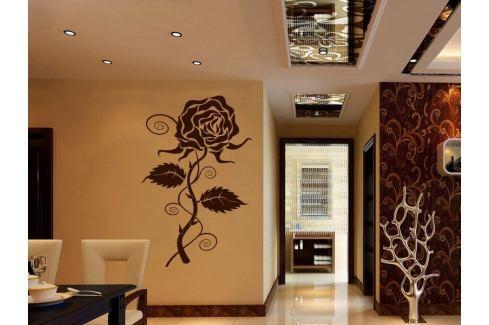 Samolepka na zeď Růže 002 Růže