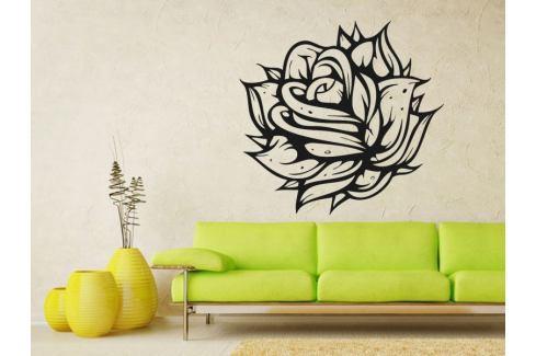 Samolepka na zeď Růže 005 Růže