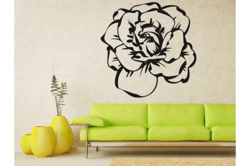 Samolepka na zeď Růže 014 Růže