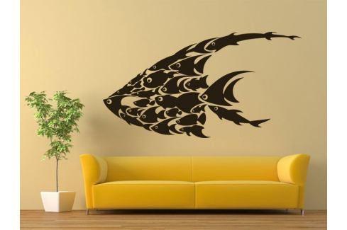 Samolepka na zeď Rybičky 001 Akvarijní ryby