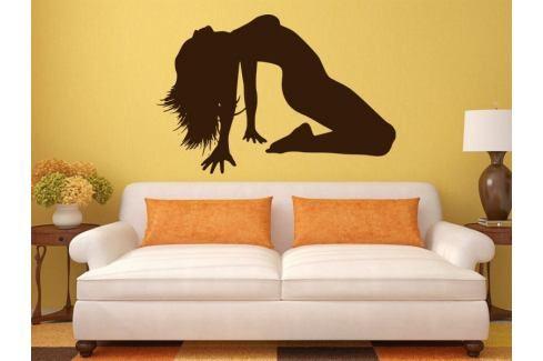 Samolepka na zeď Sexy žena 001 Sexy ženy