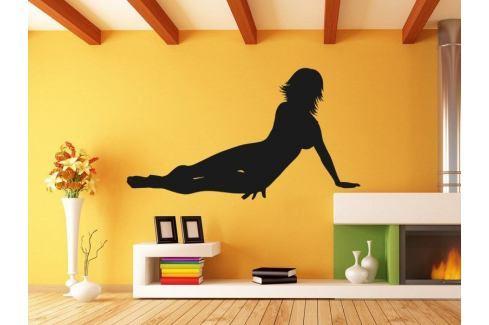 Samolepka na zeď Sexy žena 002 Sexy ženy