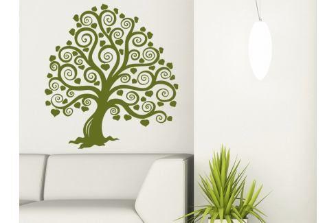 Samolepka na zeď Strom 015 Strom