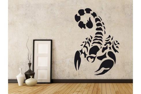 Samolepka na zeď Škorpión 002 Škorpion