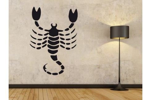 Samolepka na zeď Škorpión 003 Škorpion