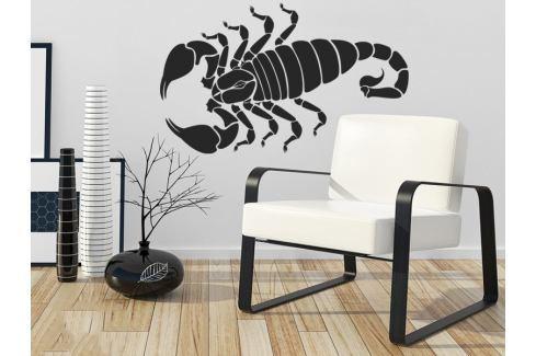 Samolepka na zeď Škorpión 004 Škorpion