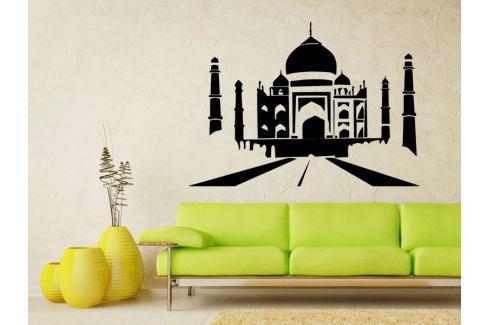 Samolepka na zeď Tai Mahal 001 Indie