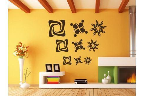 Samolepka na zeď Tvary 001 Ornamenty