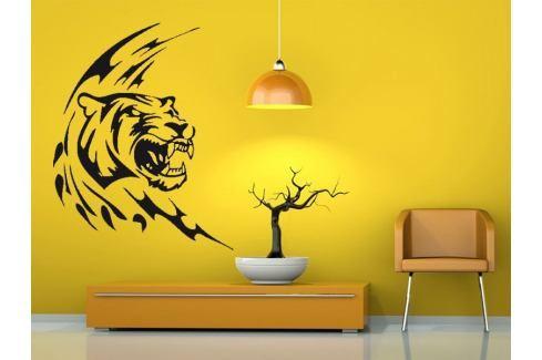 Samolepka na zeď Tygr 001 Tygr