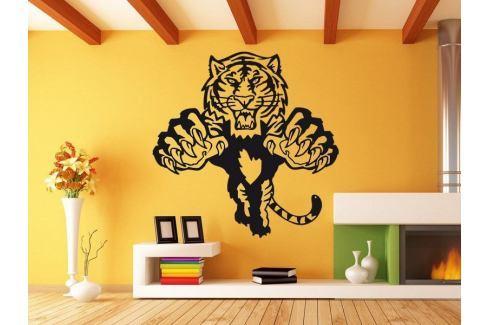 Samolepka na zeď Tygr 003 Tygr