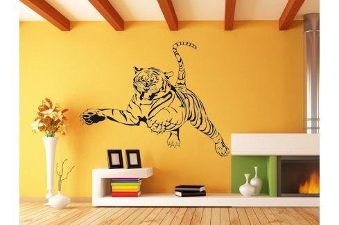 Samolepka na zeď Tygr 004 Tygr