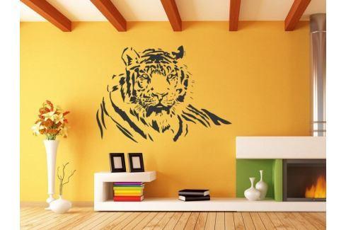 Samolepka na zeď Tygr 005 Tygr