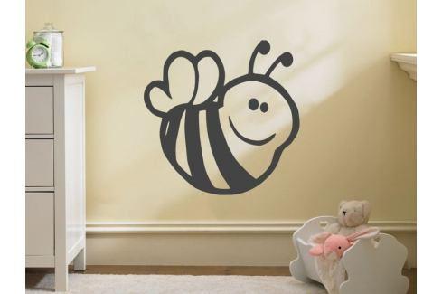 Samolepka na zeď Včela 001 Zvířátka