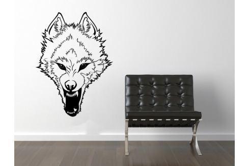 Samolepka na zeď Vlk 003 Vlk