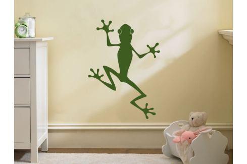 Samolepka na zeď Žába 001 Žába