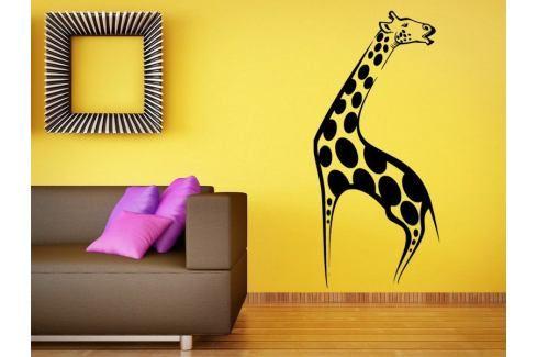 Samolepka na zeď Žirafa 003 Žirafa