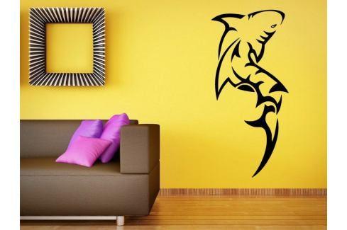 Samolepka na zeď Žralok 009 Žralok