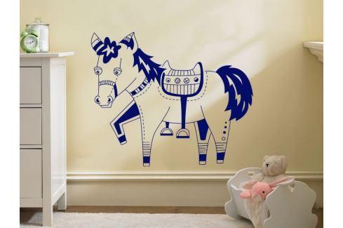 Samolepka na zeď Kůň 017 Koník