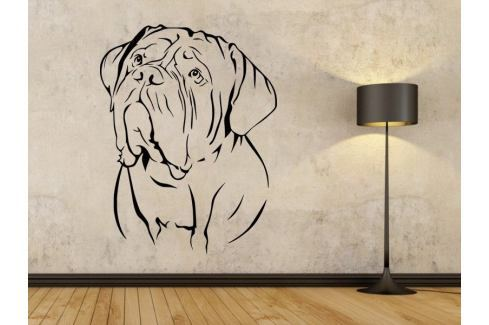 Samolepka na zeď Doga 001 Doga