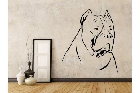 Samolepka na zeď Doga 002 Doga