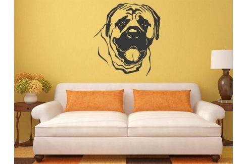 Samolepka na zeď Mastif 002 Mastif