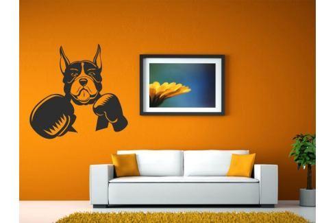 Samolepka na zeď Pes 008 Pes