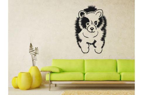 Samolepka na zeď Pes 009 Pes
