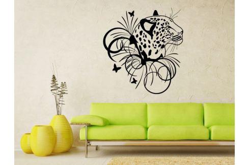 Samolepka na zeď Leopard 003 Leopard
