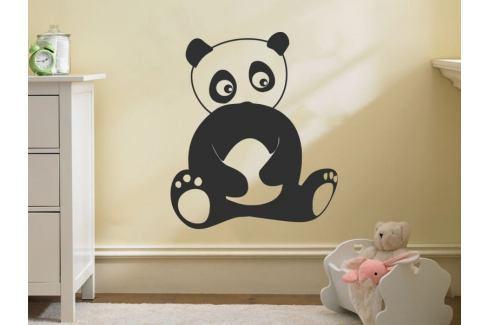 Samolepka na zeď Panda 005 Panda