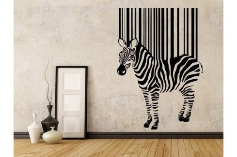 Samolepka na zeď Zebra 016 Zebra