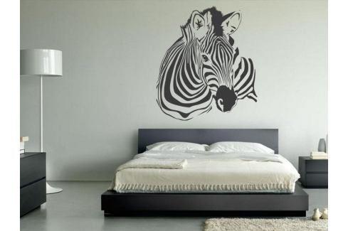 Samolepka na zeď Zebra 018 Zebra