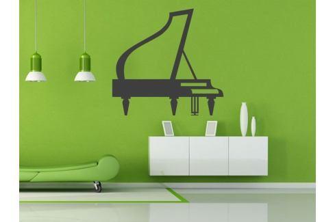 Samolepka na zeď Piano 002 Piano