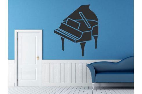 Samolepka na zeď Piano 003 Piano