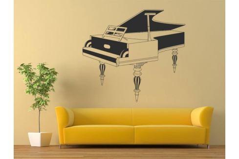 Samolepka na zeď Piano 004 Piano