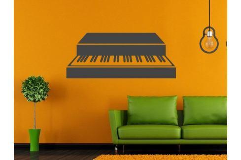 Samolepka na zeď Piano 006 Piano
