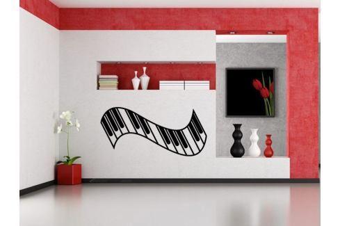 Samolepka na zeď Piano 007 Piano