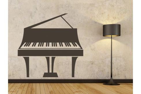 Samolepka na zeď Piano 009 Piano