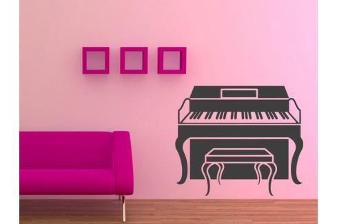 Samolepka na zeď Piano 010 Piano
