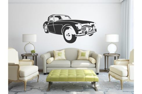 Samolepka na zeď Auto 029 Auto